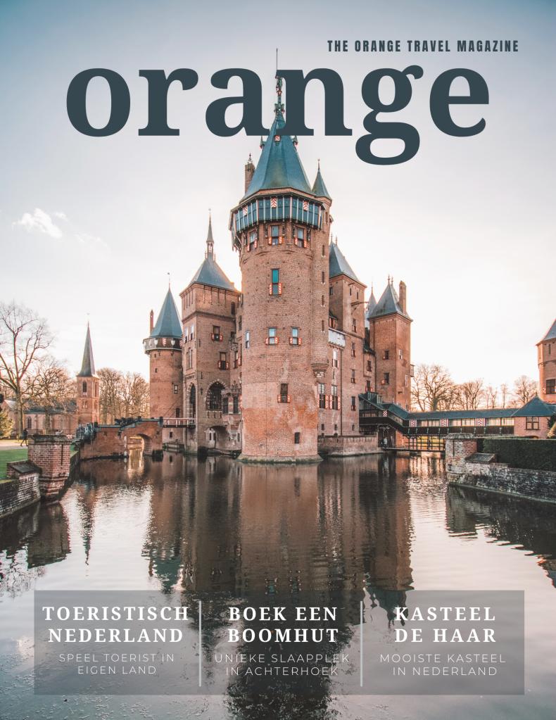 The Orange Travel Magazine 01